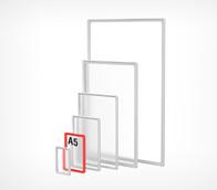 Рамка формата А5 белая