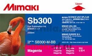 Текстильные чернила SB300 2000 мл Mimaki SB300-M-BB-1 Magenta