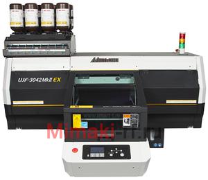 Планшетный плоттер MIMAKI UJF-3042MKII EX