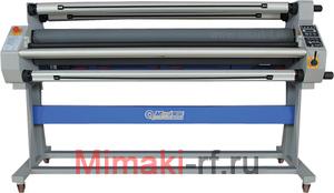 Рулонный Ламинатор Mefu MF1700-M1 Plus Теплый 50 °C Односторонний 1620 мм