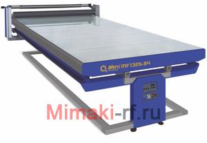 Планшетный Ламинатор Mefu MF1732-B4 Горячий и холодный 120 °C Односторонний 1700х3200 мм