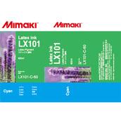 Latex-SUV чернила LX101 латексные 600 мл Mimaki LX101-C-60-1 Cyan