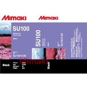 Latex-SUV чернила SU100 600 мл Mimaki SU100-K-60-1 Black