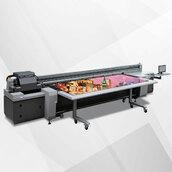 Широкоформатный УФ-принтер HANDTOP HT2500UV-HR8-5L