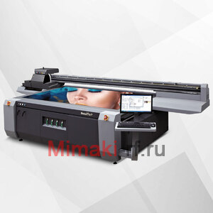 Широкоформатный УФ-принтер HANDTOP HT2512UV-FR8-7L