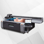 Широкоформатный УФ-принтер HANDTOP HT2512UV-FR9-4L