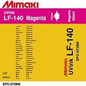UV чернила LF-140 UV 600 мл Mimaki SPC-0728M Magenta