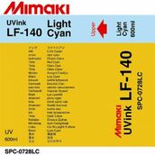 UV чернила LF-140 UV 600 мл Mimaki SPC-0728LC Light Cyan