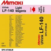 UV чернила LF-140 UV 600 мл Mimaki SPC-0728LM Light Magenta