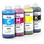 Экосольвентные чернила ARTIX CMYK 4L