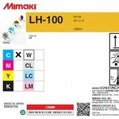 UV чернила LH-100 1000 мл Mimaki LH100-C-BA-1-KA Cyan