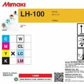 UV чернила LH-100 1000 мл Mimaki LH100-Y-BA-1-KA Yellow