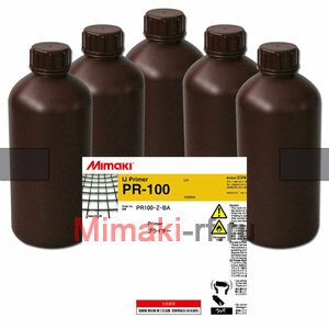 UV чернила Праймер 1000 мл Mimaki PR100-Z-BA-1