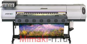 Плоттер полноцветный латексный MIMAKI JV400-160LX
