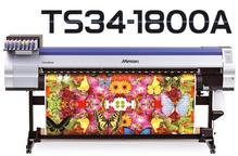 Плоттер для сублимационной печати MIMAKI TS34-1800A