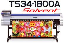 Плоттер MIMAKI TS34-1800A Solvent