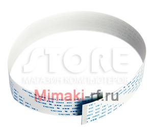 Шлейф печатающей головки 35 сантиметров JV4/TX2