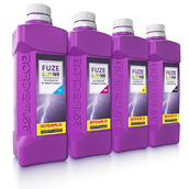 Экосольвентные чернила Bordeaux Fuze Eco NR 1000 мл Light Cyan Сменный пакет