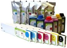 Экосольвентные чернила Veika Balance Eco Fast 1000 мл Cyan Сменный пакет
