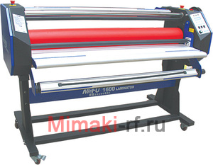 Рулонный Ламинатор Mefu MF1700-M5 Теплый 50 °C Односторонний 1620 мм