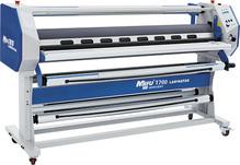 Рулонный Ламинатор Mefu MF1700-A1 Горячий и холодный 120 °C Односторонний 1620 мм