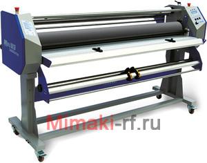 Рулонный Ламинатор Mefu MF1700-A1+ Горячий и холодный 120 °C Односторонний 1620 мм
