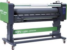 Рулонный Ламинатор Mefu MF1350-B2 Горячий и холодный 100 °C Односторонний 1240 мм