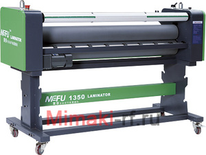 Рулонный Ламинатор Mefu MF1950-B2 Горячий и холодный 100 °C Односторонний 1830 мм