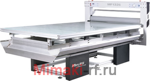 Планшетный Ламинатор Mefu MF1340-B4 Горячий и холодный 120 °C Односторонний 1270х4000 мм