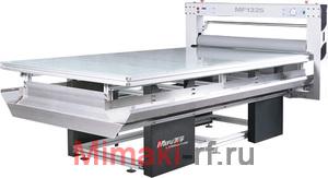 Планшетный Ламинатор Mefu MF1740-B4 Горячий и холодный 120 °C Односторонний 1700х4000 мм
