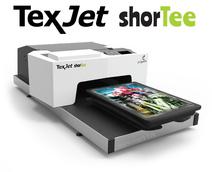 Принтер Polyprint Texjet shorTee со столом стандарт и съмной рамой 27х40см