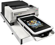 Принтер Polyprint Texjet PLUS Advanced со съемным столом стандарт 34x52 см