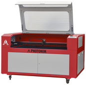 Лазерно-гравировальный станок PHOTONIM 1390, излучатель 100 Вт, чиллер CW5000