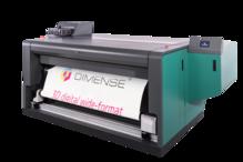 Плоттер Dimensor S для печати и цифрового формирования рельефа
