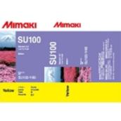 Latex-SUV чернила SU100 600 мл Mimaki SU100-Y-60-1 Yellow