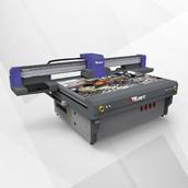 Планшетный УФ-принтер ARK-JET UV F2132 Flatbed 2,1х3,2м с тремя головками Ricoh Gen5 (максимально до 8 головок)